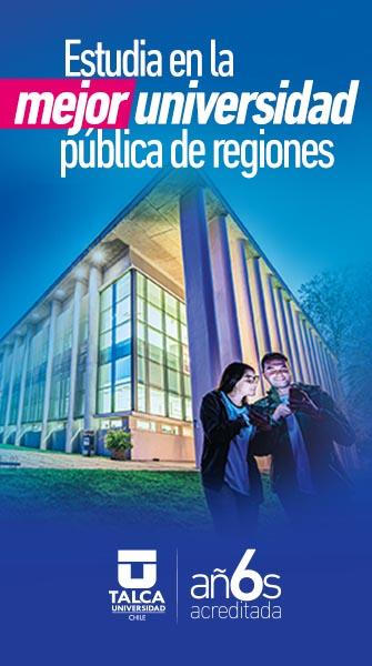 Admisión 2020 Universidad de Talca
