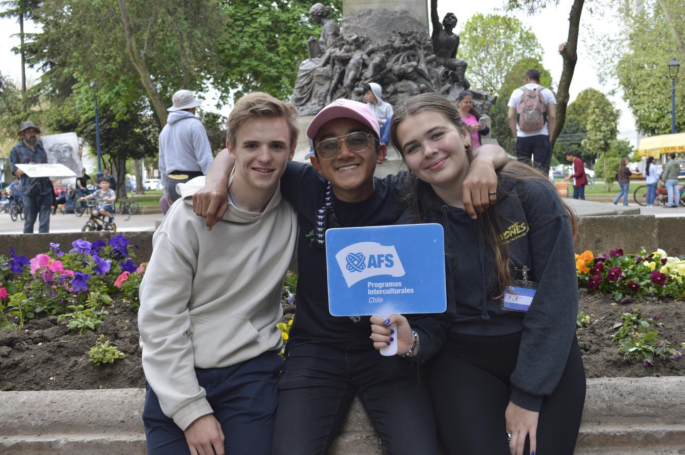 Mika Heide de Alemania, Omar Ursilan Afandi de Malasia y Fia Poulsen de Dinamarca