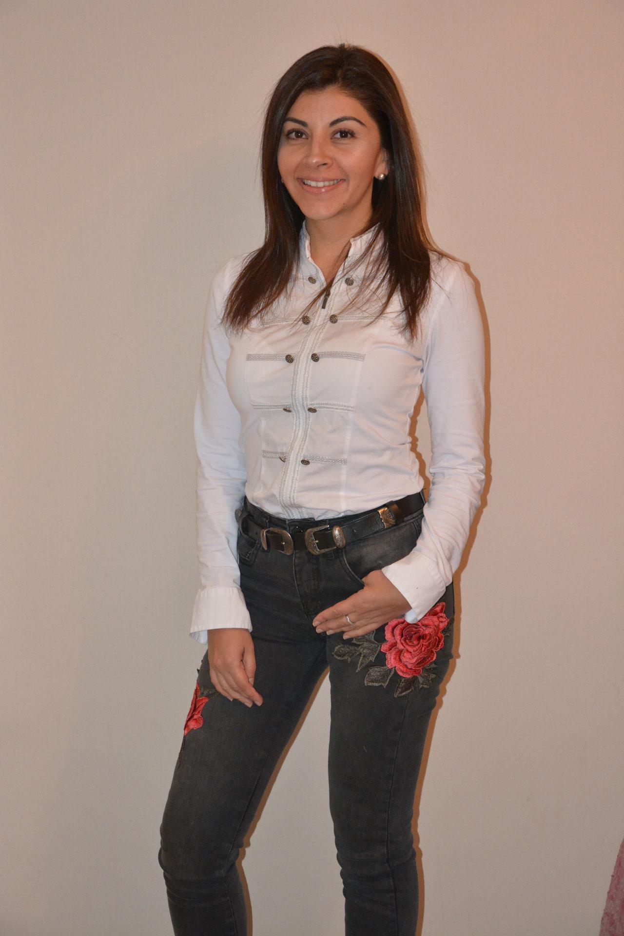 Carolina Mora, psicóloga