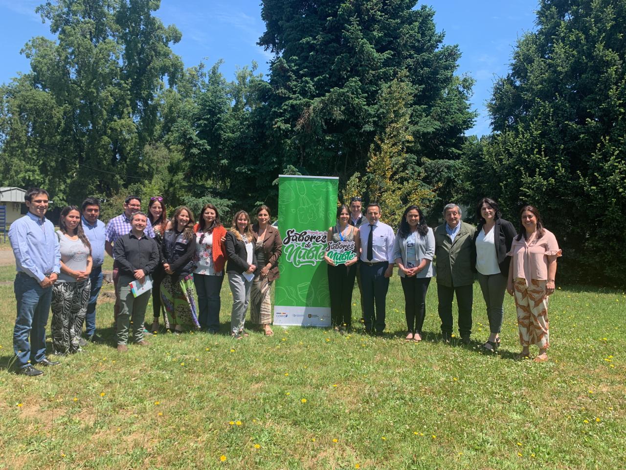 mesa regional para potenciar el turismo gastronómico de Ñuble