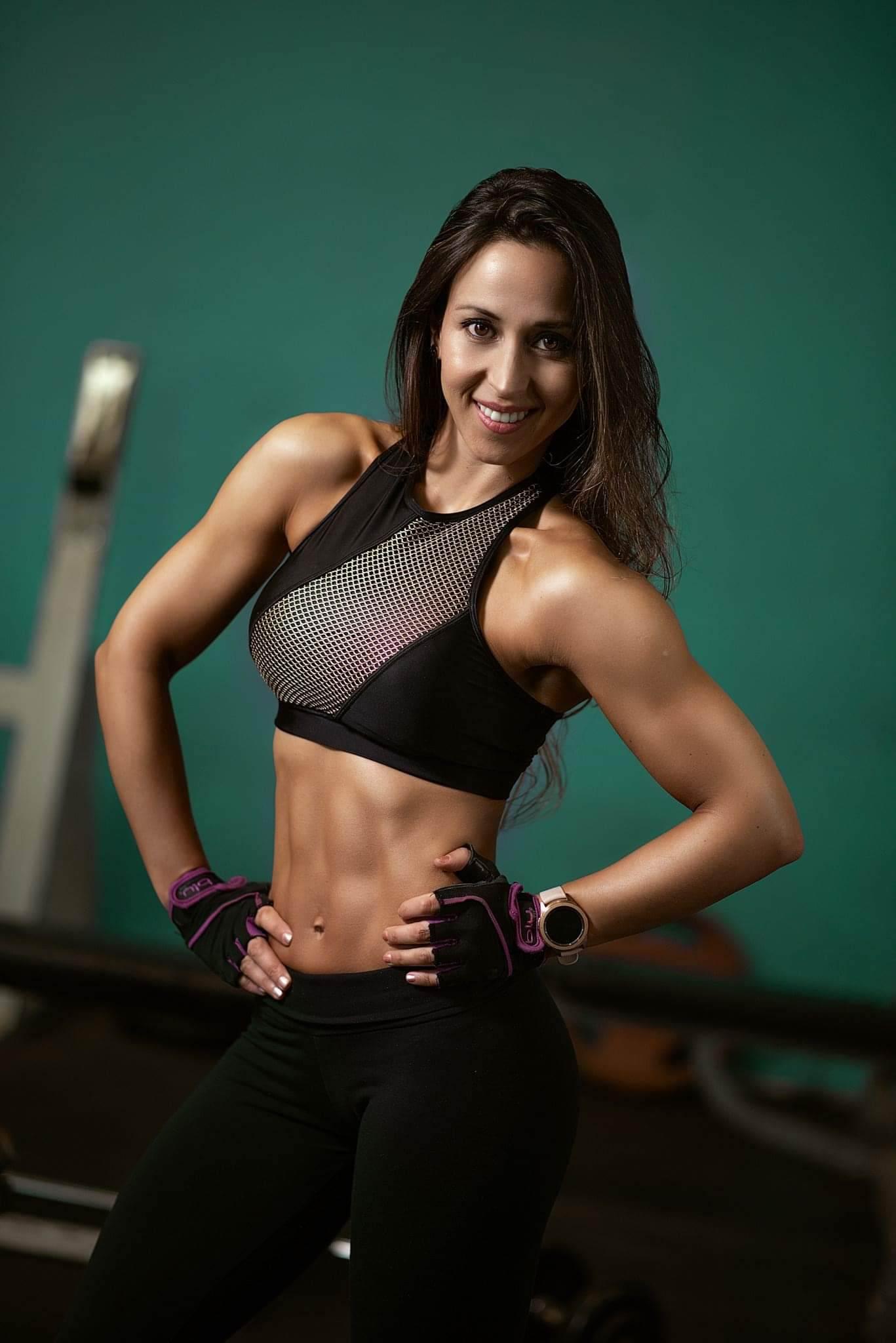 Patricia Gómez Sandoval, Personal Trainer