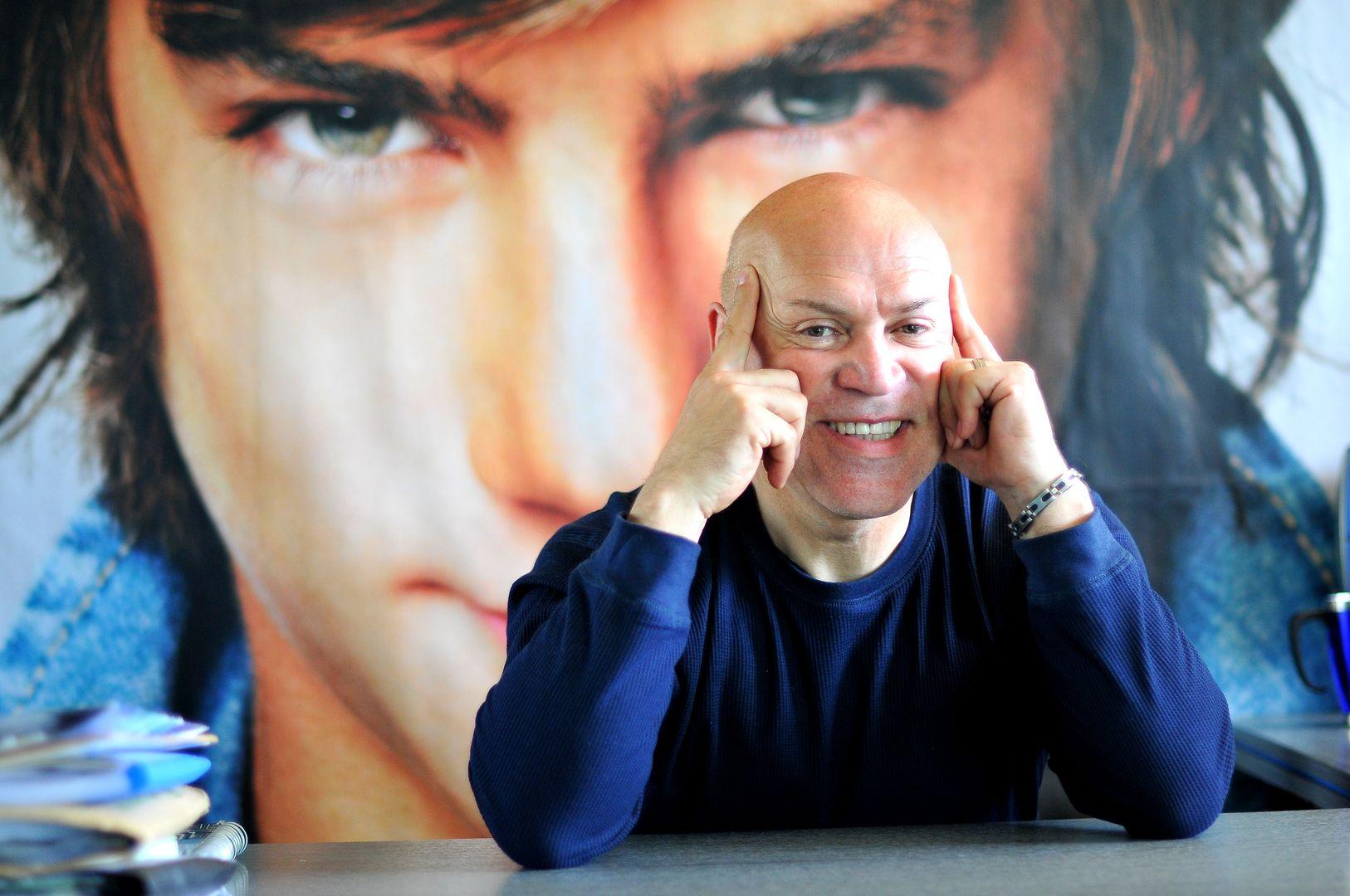 Photo of Luis Arriagada, diseñador gráfico y director de Agencia Forma y Espacio