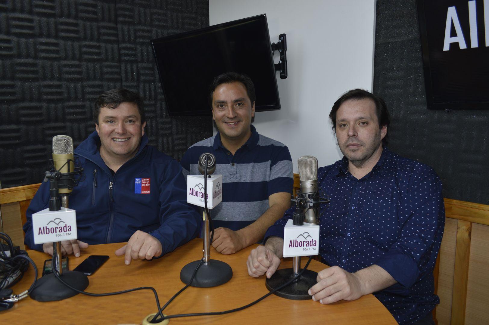 Radio Alborada 106.1 FM