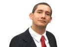 Gonzalo Jordán Lora, licenciado en Literatura y Economía.