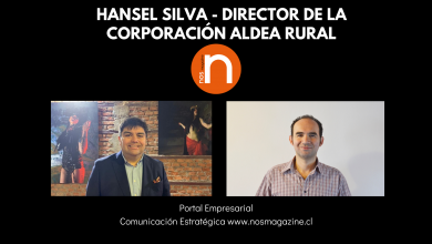 Photo of Hansel Silva, Director Ejecutivo Corporación Cultural Aldea Rural