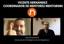 Photo of Vicente Hernández, coordinador del mentones MentorINN
