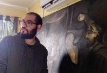 """Photo of """"Mis obras son historias enmarcadas dentro de la pintura clásica"""""""