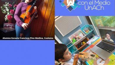 Photo of La música como puente para vincularse con los niños y jóvenes de Ñuble