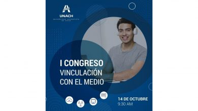 Photo of Vinculación con el Medio de la UnACh organiza importante congreso