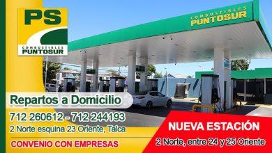 Photo of Nueva Estación de Combustibles Punto Sur Talca