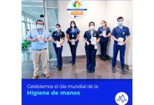 Photo of HIGIENE DE MANOS, UNA SIMPLE PERO PODEROSA ARMA CONTRA EL COVID-19